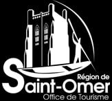 logo de l'Office de Tourisme de la Région de Saint-Omer