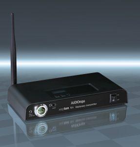 transmission HF ou numérique