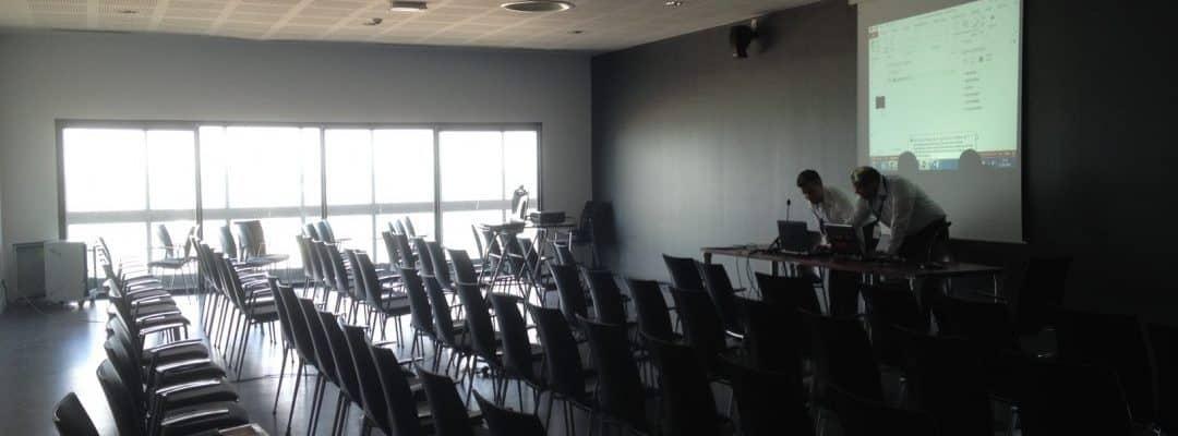 Boucle magnetique de la salle Vigie du Kursaal de Dunkerque